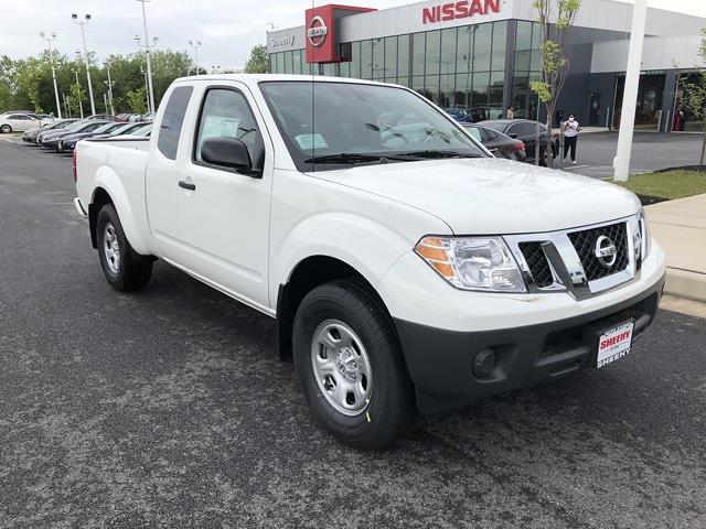 2021 Nissan Frontier 4x4, Pickup #U710379 - photo 1