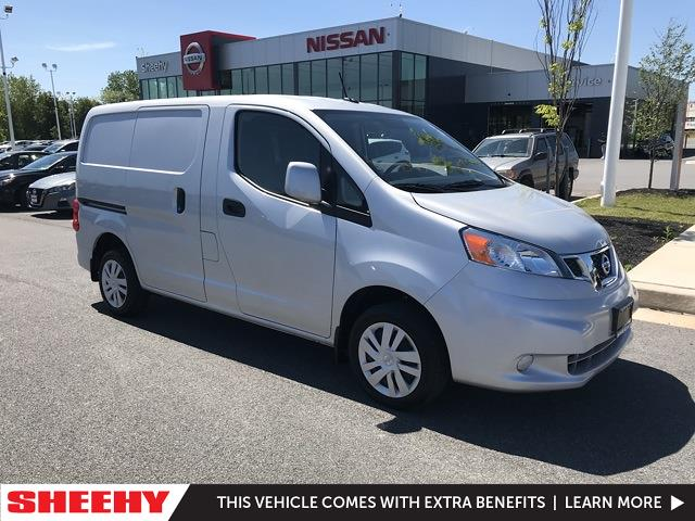 2020 Nissan NV200 4x2, Empty Cargo Van #U710427 - photo 1