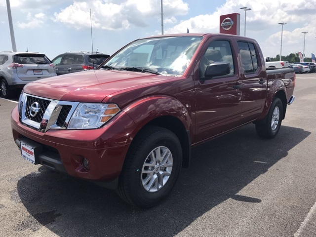2019 Frontier Crew Cab 4x4,  Pickup #U756342 - photo 6