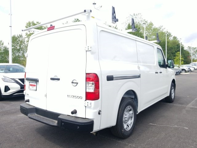 2019 NV2500 Standard Roof 4x2, Empty Cargo Van #U800732 - photo 1