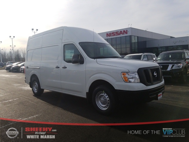 2019 NV HD High Roof 4x2,  Empty Cargo Van #U803089 - photo 1