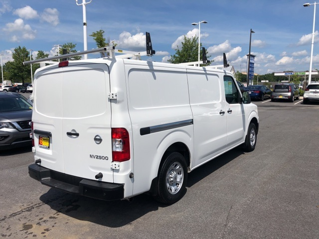 2019 NV2500 Standard Roof 4x2,  Empty Cargo Van #U803234 - photo 7