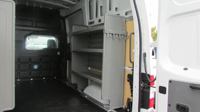 2019 NV2500 High Roof 4x2,  Adrian Steel Base Shelving Upfitted Cargo Van #U803279 - photo 10