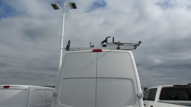 2019 NV2500 High Roof 4x2,  Adrian Steel Base Shelving Upfitted Cargo Van #U803279 - photo 11