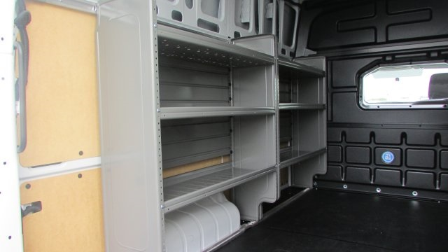 2019 NV2500 High Roof 4x2,  Adrian Steel Base Shelving Upfitted Cargo Van #U803279 - photo 2