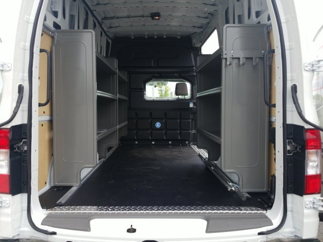 2019 NV2500 High Roof 4x2,  Adrian Steel Base Shelving Upfitted Cargo Van #U803279 - photo 2
