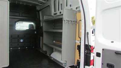 2019 NV2500 High Roof 4x2,  Adrian Steel Base Shelving Upfitted Cargo Van #U803279 - photo 10
