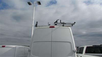 2019 NV2500 High Roof 4x2,  Adrian Steel Base Shelving Upfitted Cargo Van #U803279 - photo 11