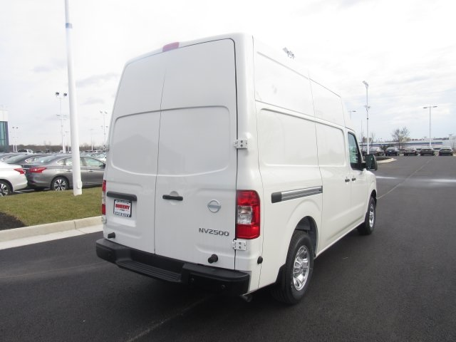 2019 NV2500 High Roof 4x2,  Empty Cargo Van #U803602 - photo 6