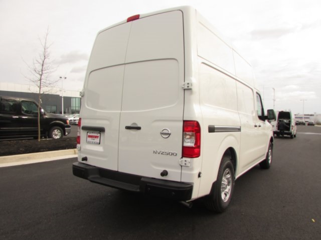 2019 NV2500 High Roof 4x2,  Empty Cargo Van #U803648 - photo 8