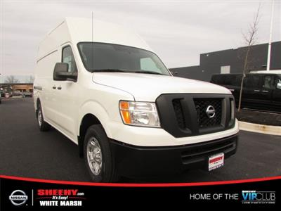 2019 NV2500 High Roof 4x2,  Empty Cargo Van #U803648 - photo 1