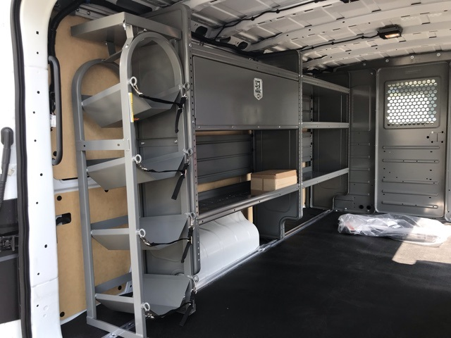 2019 NV2500 Standard Roof 4x2,  Adrian Steel Commercial Shelving Upfitted Cargo Van #U803743 - photo 13