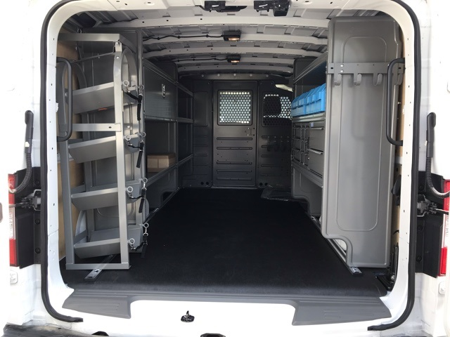 2019 NV2500 Standard Roof 4x2,  Adrian Steel Commercial Shelving Upfitted Cargo Van #U803743 - photo 2