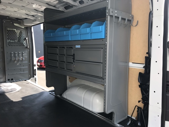 2019 NV2500 Standard Roof 4x2,  Empty Cargo Van #U803840 - photo 12
