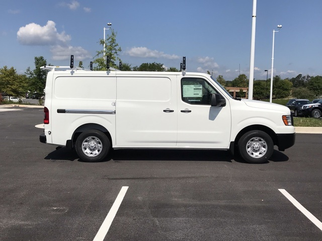2019 NV2500 Standard Roof 4x2,  Empty Cargo Van #U803840 - photo 5