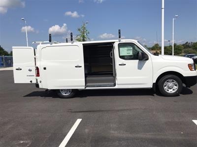 2019 NV2500 Standard Roof 4x2,  Adrian Steel Commercial Shelving Upfitted Cargo Van #U803840 - photo 8