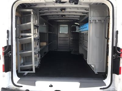 2019 NV2500 Standard Roof 4x2,  Adrian Steel Commercial Shelving Upfitted Cargo Van #U803840 - photo 2