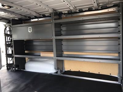 2019 NV2500 Standard Roof 4x2,  Adrian Steel Commercial Shelving Upfitted Cargo Van #U803840 - photo 9