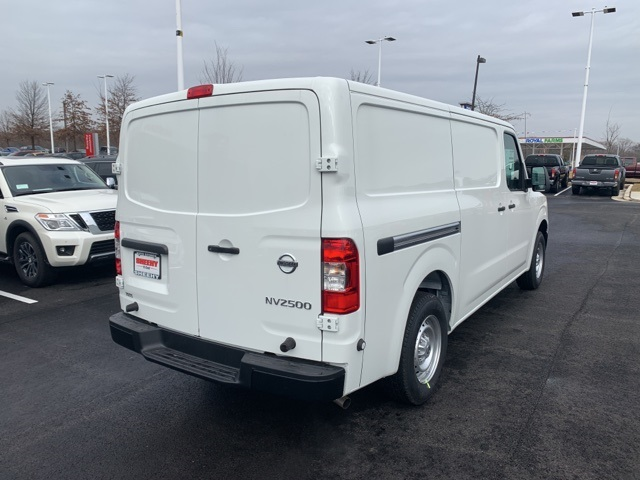 2019 NV2500 Standard Roof 4x2,  Adrian Steel Upfitted Cargo Van #U804090 - photo 1