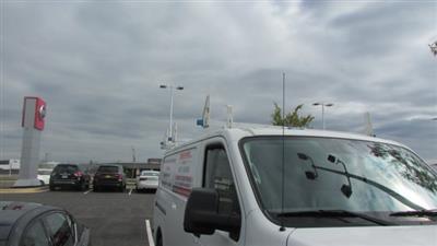2019 NV2500 Standard Roof 4x2,  Adrian Steel Upfitted Cargo Van #U804090 - photo 15