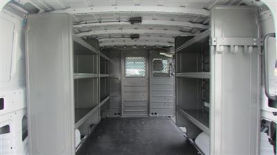 2019 NV2500 Standard Roof 4x2,  Adrian Steel Upfitted Cargo Van #U804090 - photo 2
