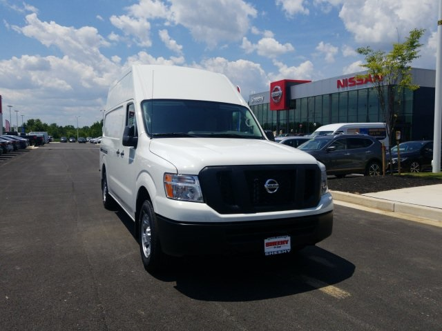 2019 NV2500 High Roof 4x2,  Empty Cargo Van #U804782G - photo 3