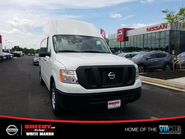 2019 Nissan NV2500 High Roof 4x2, Empty Cargo Van #U804885 - photo 1