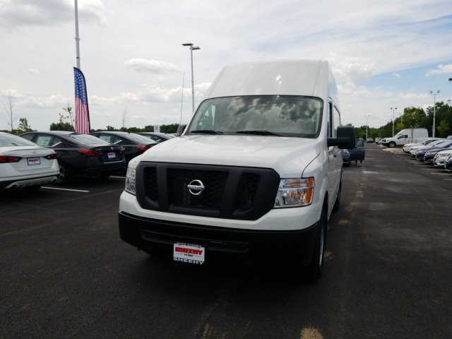 2019 NV2500 High Roof 4x2,  Empty Cargo Van #U804885 - photo 4