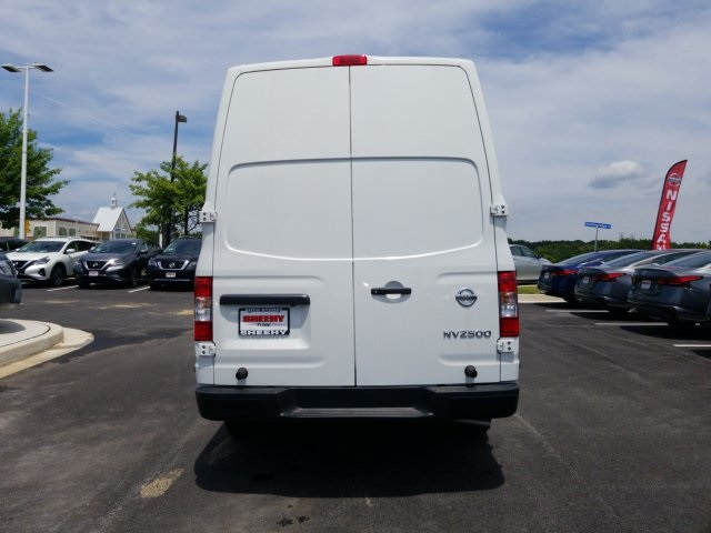 2019 NV2500 High Roof 4x2,  Empty Cargo Van #U805343 - photo 7