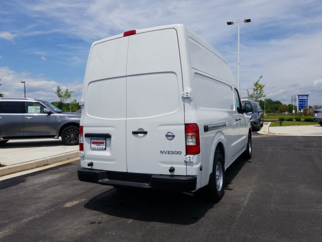 2019 NV2500 High Roof 4x2,  Empty Cargo Van #U805343 - photo 8