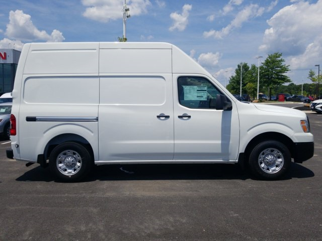 2019 NV2500 High Roof 4x2,  Empty Cargo Van #U806100 - photo 9