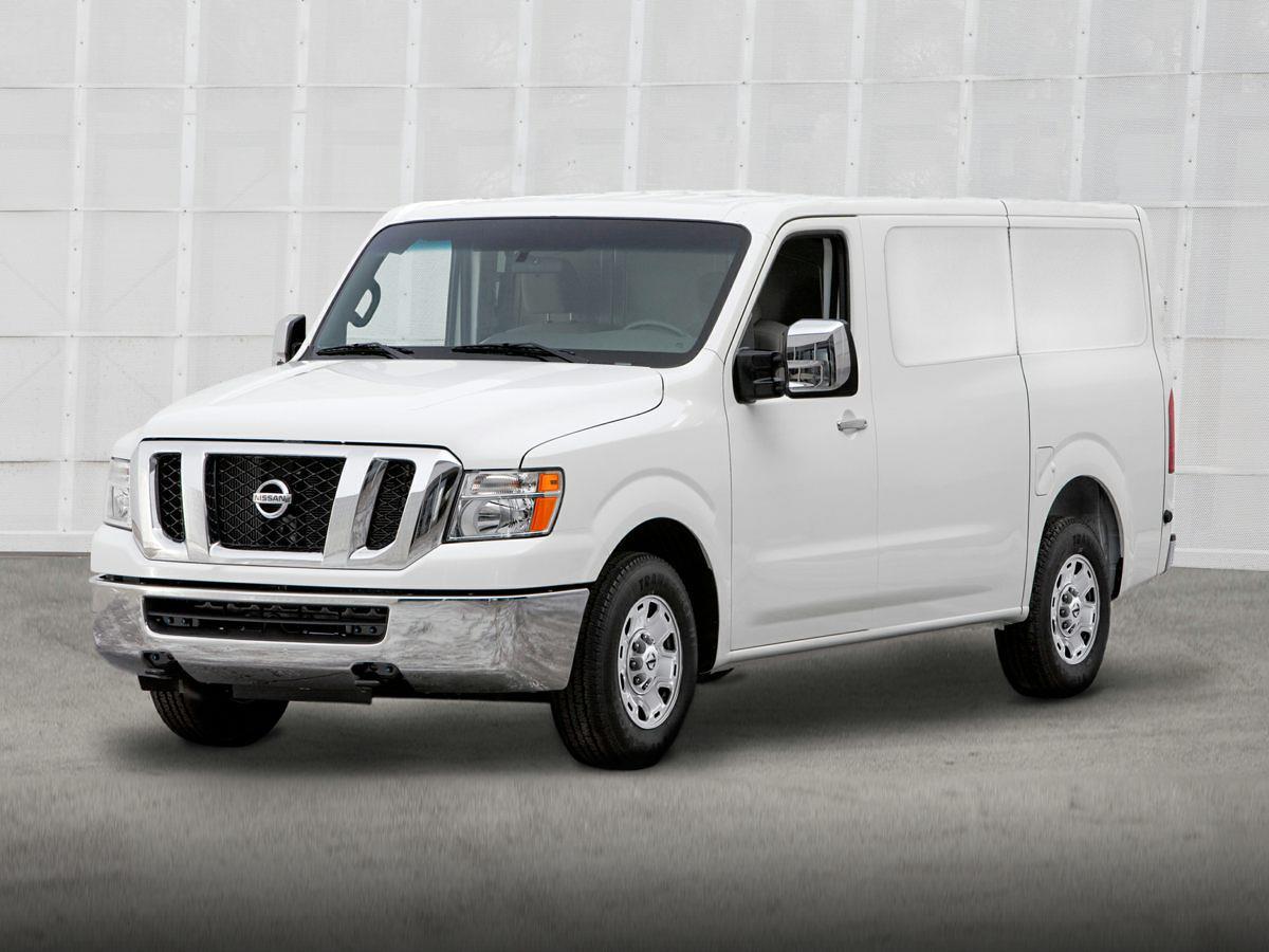 2021 Nissan NV1500 4x2, Empty Cargo Van #U807143 - photo 1