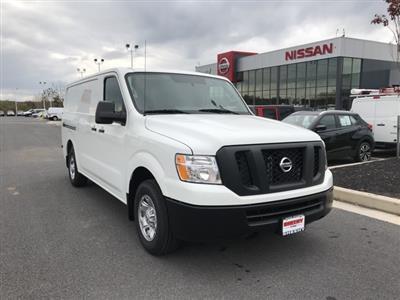 2020 Nissan NV2500 Standard Roof 4x2, Empty Cargo Van #U809501 - photo 1