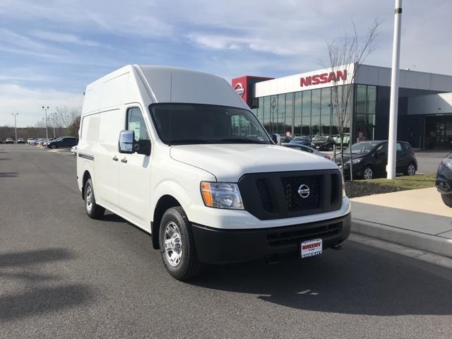 2020 Nissan NV2500 High Roof 4x2, Empty Cargo Van #U810125 - photo 1