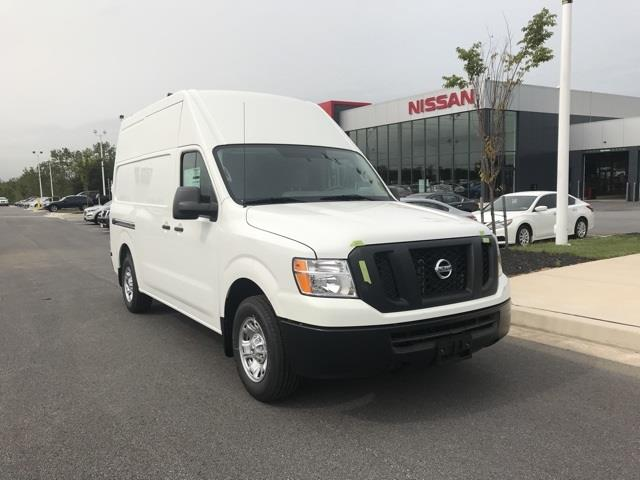 2020 Nissan NV2500 High Roof 4x2, Empty Cargo Van #U810292 - photo 1