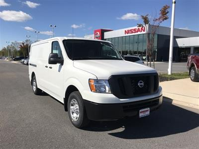 2020 Nissan NV2500 Standard Roof 4x2, Empty Cargo Van #U810457 - photo 1