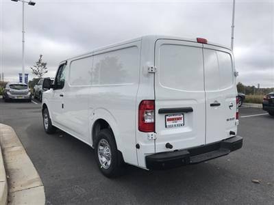 2020 Nissan NV1500 Standard Roof 4x2, Empty Cargo Van #U811337 - photo 7