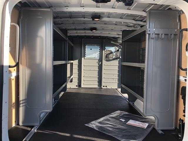 2020 Nissan NV2500 Standard Roof 4x2, Adrian Steel Upfitted Cargo Van #U811364 - photo 1