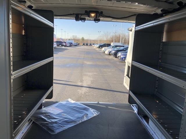2020 Nissan NV2500 Standard Roof 4x2, Adrian Steel Upfitted Cargo Van #U811364 - photo 27