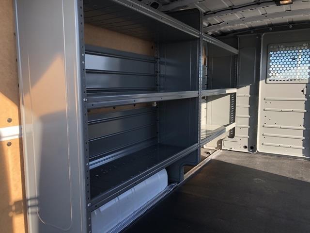 2020 Nissan NV2500 Standard Roof 4x2, Adrian Steel Upfitted Cargo Van #U811364 - photo 29