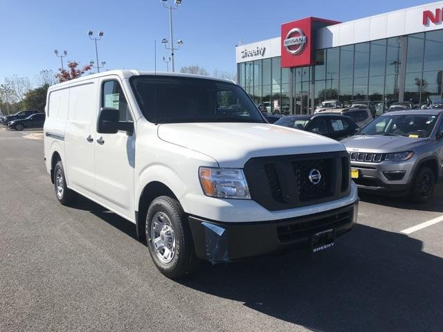 2020 Nissan NV2500 Standard Roof 4x2, Adrian Steel Upfitted Cargo Van #U811364 - photo 1