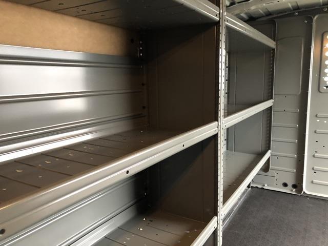 2020 Nissan NV2500 Standard Roof 4x2, Adrian Steel Upfitted Cargo Van #U811364 - photo 3