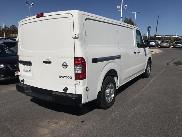 2020 Nissan NV2500 Standard Roof 4x2, Adrian Steel Upfitted Cargo Van #U811364 - photo 4
