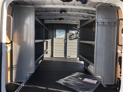 2020 Nissan NV2500 Standard Roof 4x2, Adrian Steel Upfitted Cargo Van #U811364 - photo 2