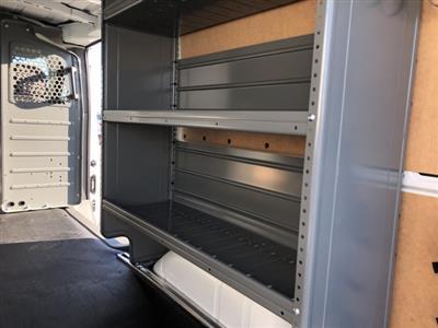2020 Nissan NV2500 Standard Roof 4x2, Adrian Steel Upfitted Cargo Van #U811364 - photo 28
