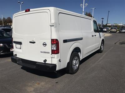 2020 Nissan NV2500 Standard Roof 4x2, Empty Cargo Van #U811364 - photo 3