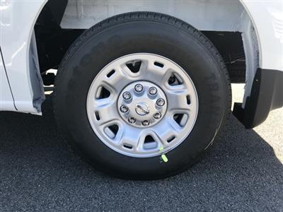 2020 Nissan NV2500 Standard Roof 4x2, Adrian Steel Upfitted Cargo Van #U811364 - photo 9