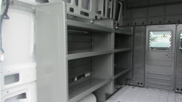 2018 NV2500 High Roof 4x2,  Adrian Steel Upfitted Cargo Van #U816487 - photo 22