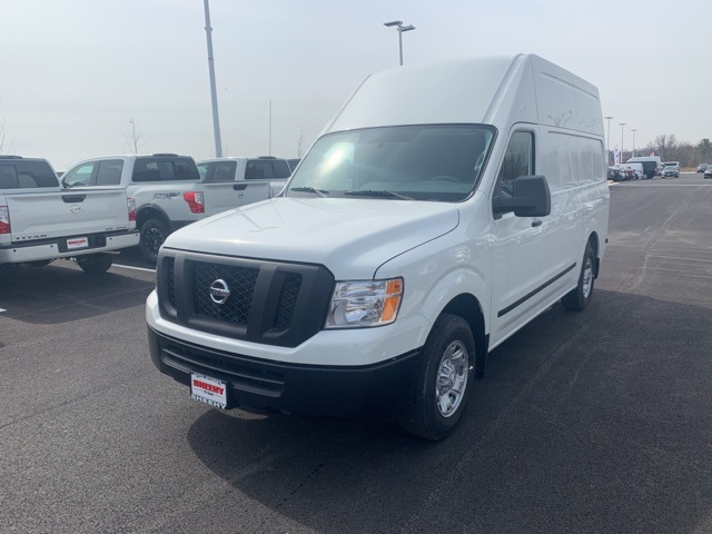 2018 NV2500 High Roof 4x2,  Adrian Steel Upfitted Cargo Van #U816487 - photo 5