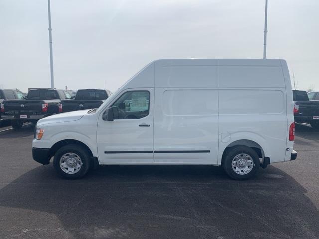 2018 NV2500 High Roof 4x2,  Adrian Steel Upfitted Cargo Van #U816487 - photo 6